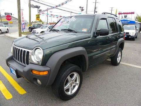 2002 Jeep Liberty for sale at Route 46 Auto Sales Inc in Lodi NJ