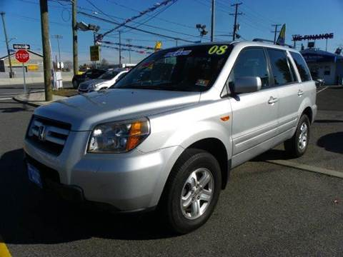 2008 Honda Pilot for sale at Route 46 Auto Sales Inc in Lodi NJ