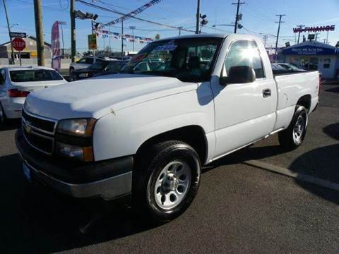 2006 Chevrolet Silverado 1500 for sale at Route 46 Auto Sales Inc in Lodi NJ