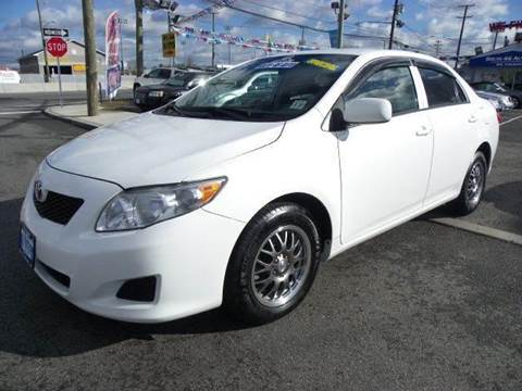 2010 Toyota Corolla for sale at Route 46 Auto Sales Inc in Lodi NJ
