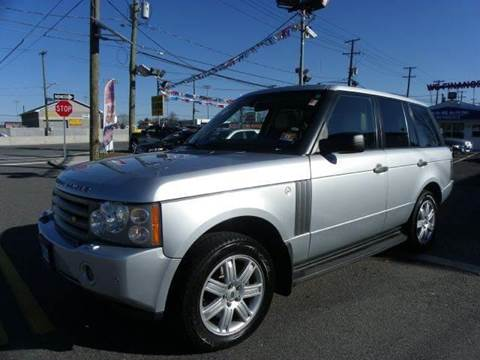 2008 Land Rover Range Rover for sale at Route 46 Auto Sales Inc in Lodi NJ
