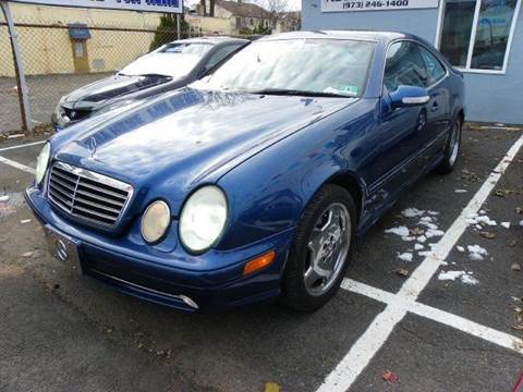 2001 Mercedes-Benz CLK-Class for sale at Route 46 Auto Sales Inc in Lodi NJ