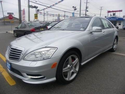 2010 Mercedes-Benz S-Class for sale at Route 46 Auto Sales Inc in Lodi NJ
