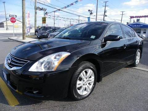 2012 Nissan Altima for sale at Route 46 Auto Sales Inc in Lodi NJ