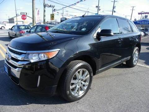 2013 Ford Edge for sale at Route 46 Auto Sales Inc in Lodi NJ