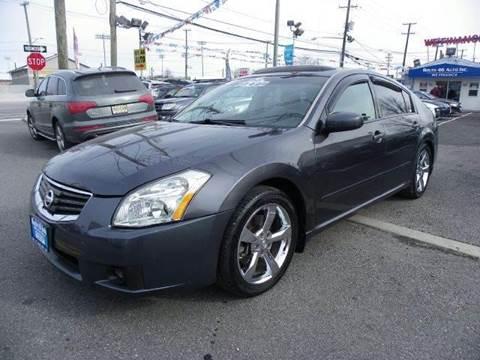 2008 Nissan Maxima for sale at Route 46 Auto Sales Inc in Lodi NJ