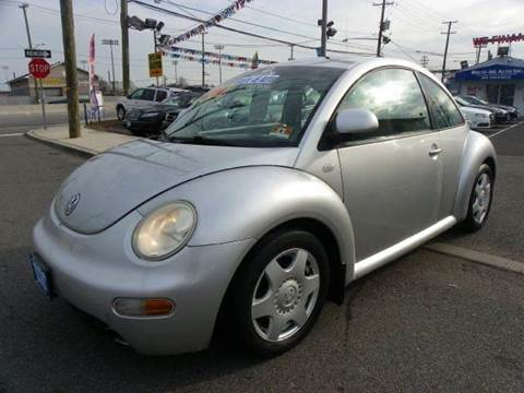 2000 Volkswagen New Beetle for sale at Route 46 Auto Sales Inc in Lodi NJ