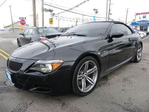 2007 BMW M6 for sale at Route 46 Auto Sales Inc in Lodi NJ