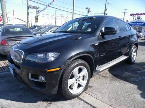 2013 BMW X6 for sale at Route 46 Auto Sales Inc in Lodi NJ