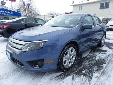 2010 Ford Fusion for sale at Route 46 Auto Sales Inc in Lodi NJ