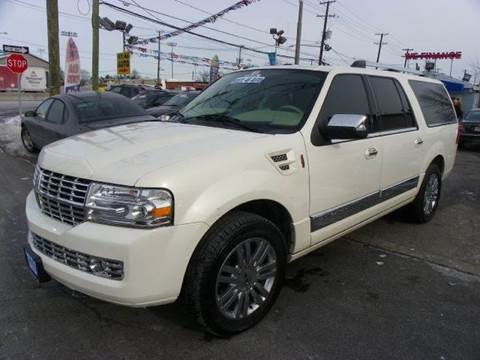 2007 Lincoln Navigator L for sale at Route 46 Auto Sales Inc in Lodi NJ