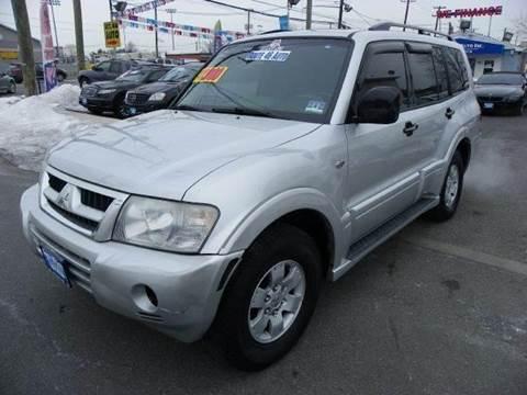 2003 Mitsubishi Montero for sale at Route 46 Auto Sales Inc in Lodi NJ