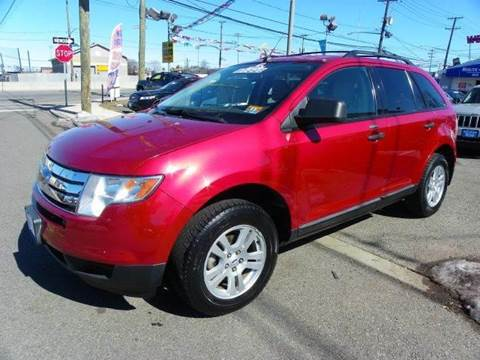 2008 Ford Edge for sale at Route 46 Auto Sales Inc in Lodi NJ