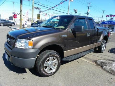2006 Ford F-150 for sale at Route 46 Auto Sales Inc in Lodi NJ