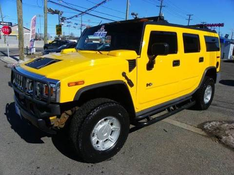 2003 HUMMER H2 for sale at Route 46 Auto Sales Inc in Lodi NJ