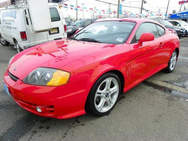 2003 Hyundai Tiburon for sale at Route 46 Auto Sales Inc in Lodi NJ