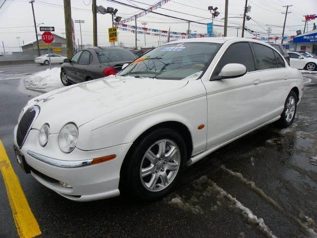 2003 Jaguar S-Type for sale at Route 46 Auto Sales Inc in Lodi NJ