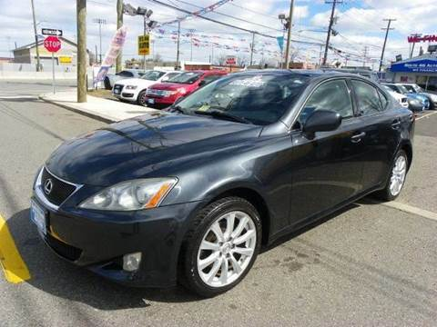 2008 Lexus IS 250 for sale at Route 46 Auto Sales Inc in Lodi NJ