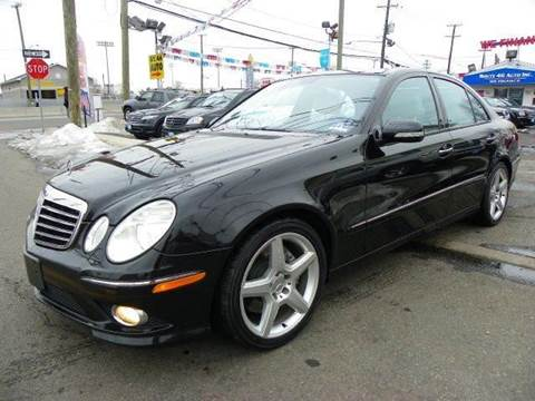 2007 Mercedes-Benz E-Class for sale at Route 46 Auto Sales Inc in Lodi NJ