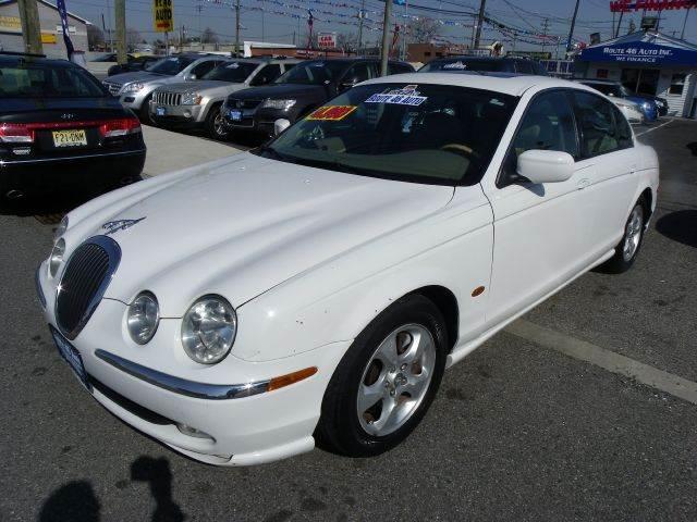 2002 Jaguar S-Type for sale at Route 46 Auto Sales Inc in Lodi NJ