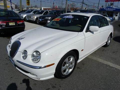 2002 Jaguar S-Type for sale at Route 46 Auto Sales Inc in Lodi NJ