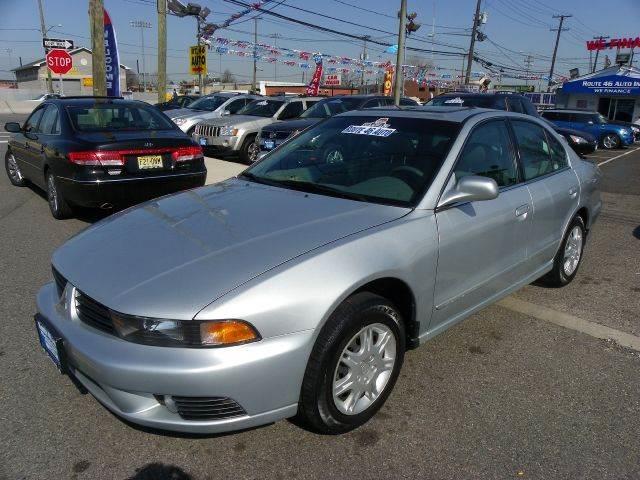 2002 Mitsubishi Galant for sale at Route 46 Auto Sales Inc in Lodi NJ