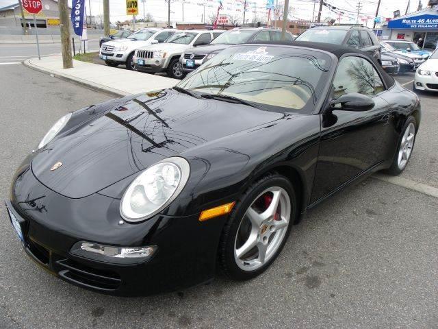 2005 Porsche 911 for sale at Route 46 Auto Sales Inc in Lodi NJ