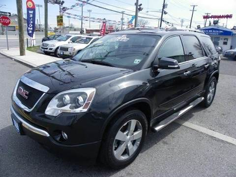 2012 GMC Acadia for sale at Route 46 Auto Sales Inc in Lodi NJ