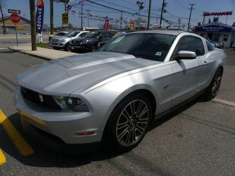 2010 Ford Mustang for sale at Route 46 Auto Sales Inc in Lodi NJ
