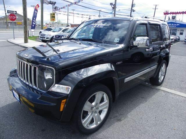 2011 Jeep Liberty for sale at Route 46 Auto Sales Inc in Lodi NJ