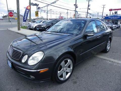 2004 Mercedes-Benz E-Class for sale at Route 46 Auto Sales Inc in Lodi NJ