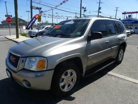 2002 GMC Envoy for sale at Route 46 Auto Sales Inc in Lodi NJ