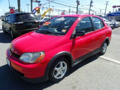 2001 Toyota ECHO for sale at Route 46 Auto Sales Inc in Lodi NJ