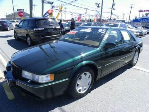 1995 Cadillac Seville for sale at Route 46 Auto Sales Inc in Lodi NJ