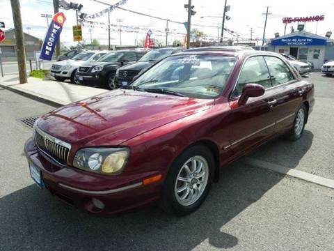 2002 Hyundai XG350 for sale at Route 46 Auto Sales Inc in Lodi NJ