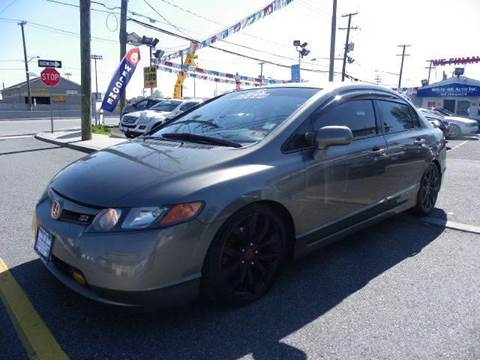 2008 Honda Civic for sale at Route 46 Auto Sales Inc in Lodi NJ