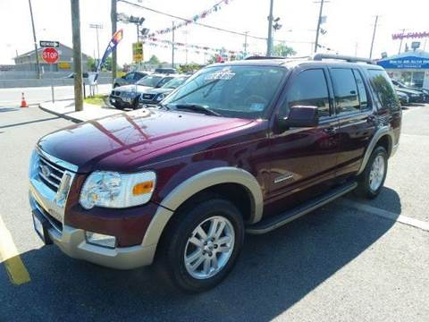 2008 Ford Explorer for sale at Route 46 Auto Sales Inc in Lodi NJ