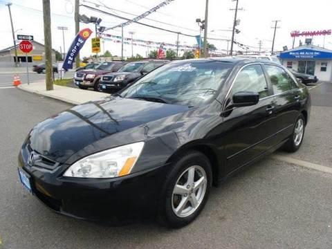 2005 Honda Accord for sale at Route 46 Auto Sales Inc in Lodi NJ