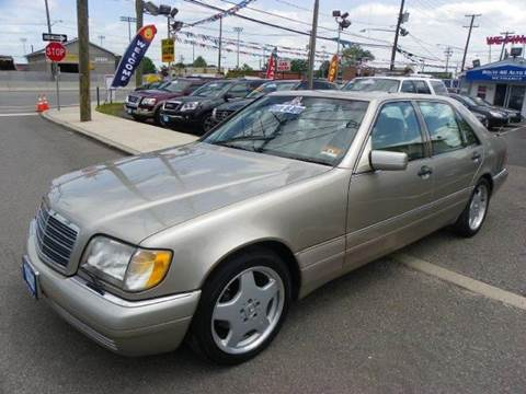 1997 Mercedes-Benz S-Class for sale at Route 46 Auto Sales Inc in Lodi NJ