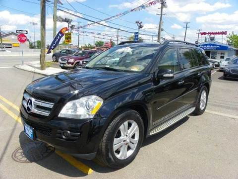 2008 Mercedes-Benz GL-Class for sale at Route 46 Auto Sales Inc in Lodi NJ