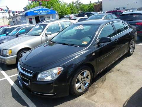2008 Chevrolet Malibu for sale at Route 46 Auto Sales Inc in Lodi NJ