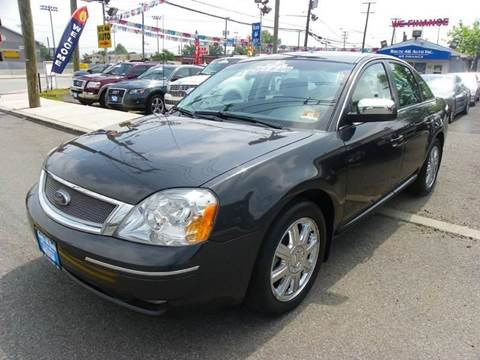 2007 Ford Five Hundred for sale at Route 46 Auto Sales Inc in Lodi NJ