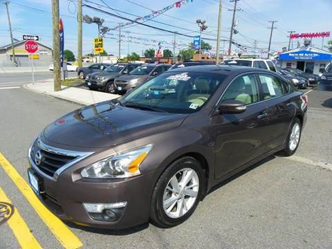 2013 Nissan Altima for sale at Route 46 Auto Sales Inc in Lodi NJ