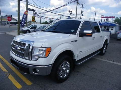 2011 Ford F-150 for sale at Route 46 Auto Sales Inc in Lodi NJ