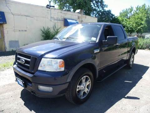 2004 Ford F-150 for sale at Route 46 Auto Sales Inc in Lodi NJ