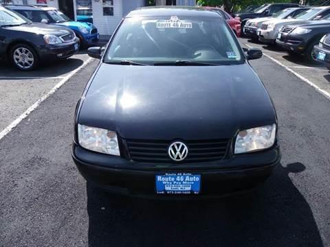 2003 Volkswagen Jetta for sale at Route 46 Auto Sales Inc in Lodi NJ