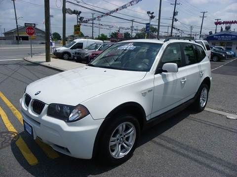 2006 BMW X3 for sale at Route 46 Auto Sales Inc in Lodi NJ
