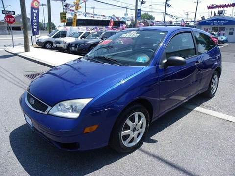 2005 Ford Focus for sale at Route 46 Auto Sales Inc in Lodi NJ