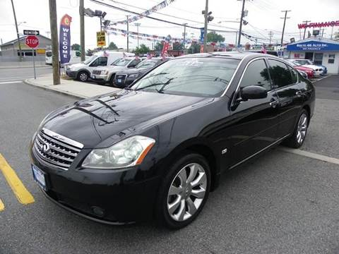 2006 Infiniti M35 for sale at Route 46 Auto Sales Inc in Lodi NJ