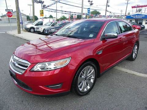 2011 Ford Taurus for sale at Route 46 Auto Sales Inc in Lodi NJ
